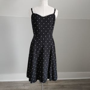 Old Navy | fit & flare dress